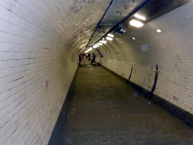 Greewich Foot Tunnel